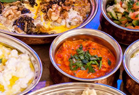 persisk mat hemkörning stockholm